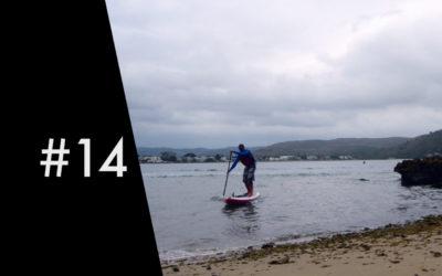 Video: Bertrand SUP on the Knysna Lagoon